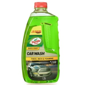 Turtle Wax Store Car Wash Exclusive  - Best Car Wash Soap: Safe elements car wash soap