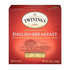 Twinings English Breakfast - Best Tea to Drink in the Morning: The Finest Teas from Five Different Regions