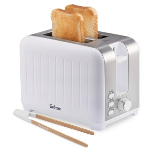 Twinzee Wide Slot Toaster 2 Slice - Best Toaster Two Slices: Multipurpose Toaster