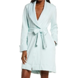 UGG Blanche II Short Robe - Best Robes for Women: Washable Butterty-Soft Robe