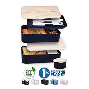UMAMI Premium Bento Lunch Box - Best Food Storage Container: Perfect blend of traditional culture and modern design