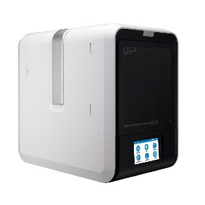 Tiertime UP mini 2 ES 3D Printer - Best 3D Printers for Beginners: Automatically Generated Smart Support