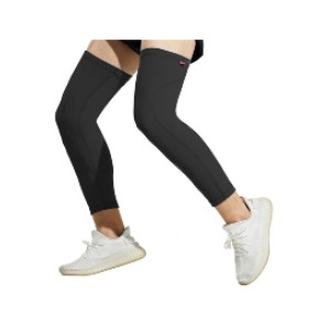 BALEAF UPF 50+ Multi Functional - Best Full Leg Compression Sleeves: Quick Dry, Breathable, and Moisture-Wicking