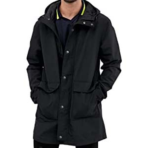 URRU Men's Waterproof Raincoat  - Best Raincoats for Men: Keep dry, stay cool.