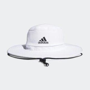 ADIDAS UV SUN HAT - Best Sun Hat for Golfers: Removable Bungee Drawcord with Stopper