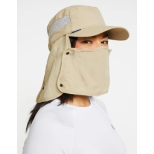 Solbari Ultimate Sun Hat UPF 50+ - Best Sun Hat Protection: Travel Friendly Packable Construction