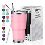 10 Recommendations: Best Tumbler for Cold Drinks (Oct  2020): Big capacity with two straws