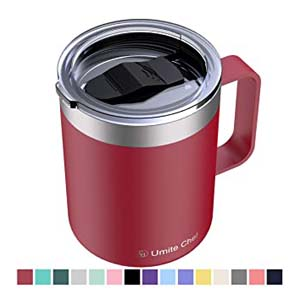 Umite Chef Stainless Steel Insulated Coffee Mug Tumbler - Best Tumbler for Cold Drinks: The savior mug