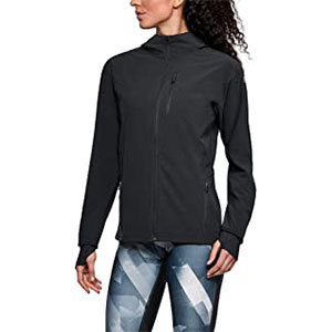 Under Armour Outrun The Storm Jacket - Best Rain Jackets for Running: Relaxed Fit and Minimal Noise