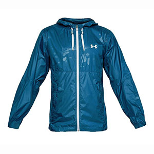 Under Armour Prevail Windbreaker - Best Rain Jackets for Running: Great Durability and Light In Weight