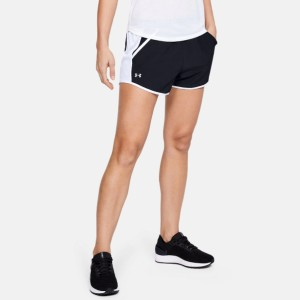 Under Armour Women's UA Fly-By Shorts - Best Running Shorts with Pocket: Front hand pockets with hidden back storage pocket