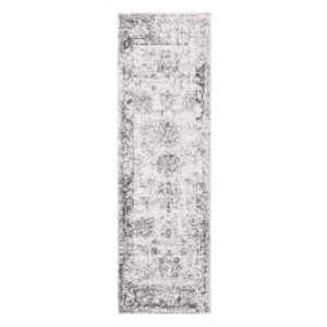 Unique Loom Sofia Collection Traditional Vintage Runner Rug - Best Rug for Kitchen: Stain-resistant and does not shed