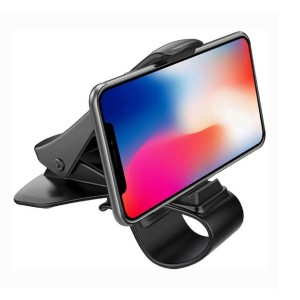 MODERN BEYOND Universal Car Phone Clip Holder - Best Phone Stands: Durable with Heat-resistant Material