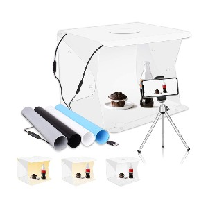 Emart Photography Table Top Light Box - Best Lightbox for Photography: Best popular pick