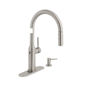 Glacier Bay Upson  - Best Touchless Faucets: ADA Compliant to Allow for Universal Use