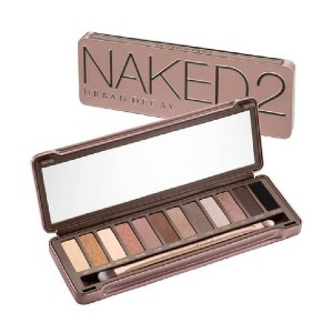 Urban Decay Cosmetics NAKED2 EYESHADOW PALETTE - Best Eyeshadow Palette for Beginners: 12 Shades Palette