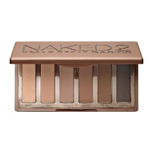 Urban Decay Cosmetics Naked2 Basics Eyeshadow Palette - Best Eyeshadow Palette for Beginners: Nude Eyeshadow Palette for Everyday Use