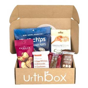 Urthbox Snack Box - Best Healthy Snack: A box of perfection