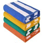10 Recommendations: Best Bath Towel (Oct  2020): Soft and dry quickly beach towel