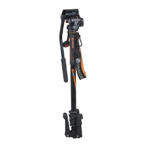 Vanguard VEO 2 AM 264TR ALUMINUM MONOPOD WITH FEET - Best Monopods for Video Camera: Easy and Practical Monopod