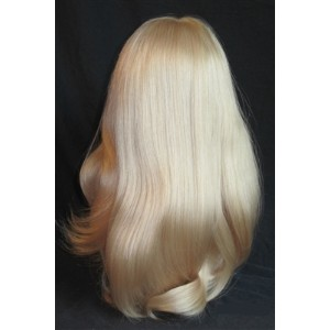 Lori's Wigsite VENICE  - Best Human Hair Wigs for Caucasian: Combined with The Lace Front