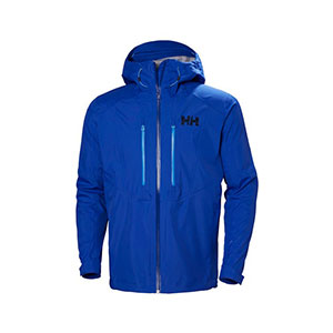 Helly Hansen VERGLAS 3L SHELL - Best Rain Jackets for Heavy Rain: Durable for All Your Outdoor Activities