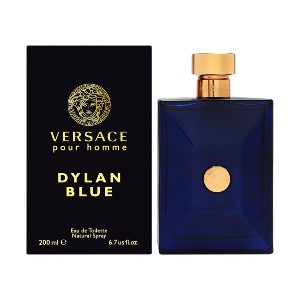 Versace  Dylan Blue Pour Homme Eau De Toilette Spray Box Sealed - Best Colognes for 40 Year Old Man: Masculinity Notes