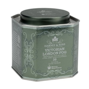 Harney & Sons Victorian London Fog - Best Tea for Anxiety: The Winning Blend