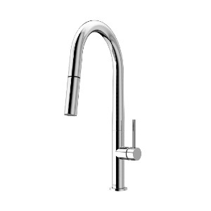 VIGO GREENWICH VG02029CH - Best Pull Down Faucets: Single Hole Mount with Easy Installation
