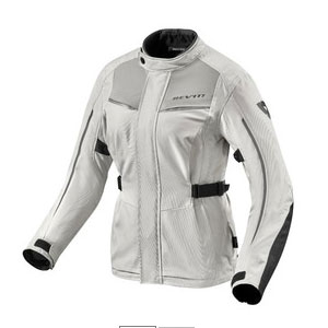 REV'IT! VOLTIAC 2 - Best Raincoat for Motorcycle Riders: Adjustable Collar Fastener for Comfort
