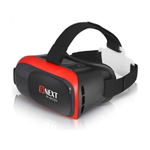 BNEXT Universal Virtual Reality Goggles - Best VR for iPhone: Best popular pick