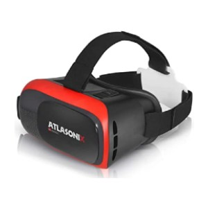 Atlasonix VR Headset - Best VR for iPhone: Comprehensive eye protection