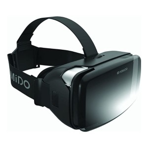 Homido V2  - Best VR for iPhone: With interchangeable seal