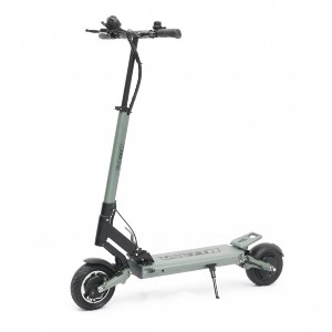 REV Rides VSETT 8 - 15.6AH - Best Electric Scooter Off Road: See and be seen clearly