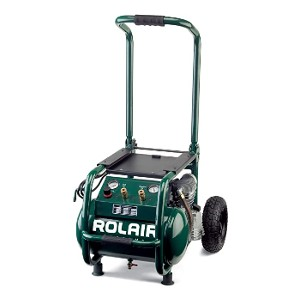 Rolair VT25BIG - Best Air Compressors for Painting: For DIYers and professionals