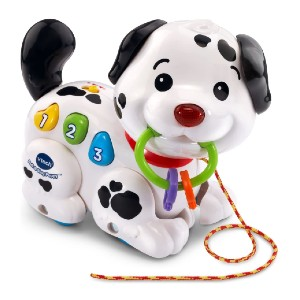 VTech Pull and Sing Puppy - Best Musical Toys for 2 Year Olds: Playful puppy