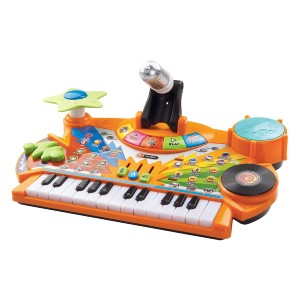 VTech Record and Learn KidiStudio - Best Musical Toys for 4-Year-Olds: Includes voice changer