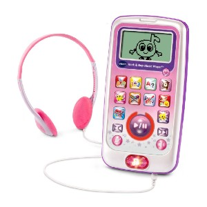 VTech Rock and Bop Music Player Amazon Exclusive - Best Musical Toys for 4-Year-Olds: Nothing to dislike