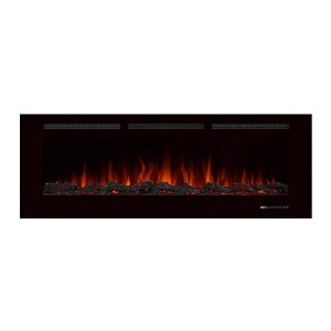 Valuxhome Electric Fireplace - Best Electric Fireplace for Basement: Can be placed anywhere