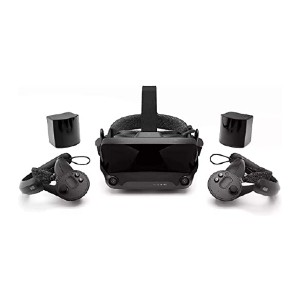 Valve Index  - Best VR for Seniors: Clear, wide-field-of-view display