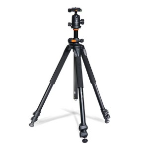 Vanguard Alta Pro 263AB - Best Tripods for Macro Photography: Extreme low angle