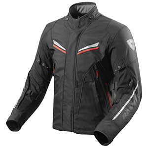 REV'IT! Vapor 2 Jacket - Best Raincoat for Motorcycle Riders: Insulated and High Visibility
