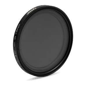 Tiffen Variable ND Filter - Best ND Filters for Street Photography: Thin Profile Ring – 9mm