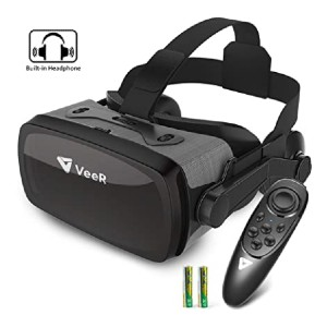 VeeR Falcon VR Headset  - Best VR for Phone: Great for all-day use