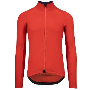 Velocio MEN'S THERMAL LONG SLEEVE - Best Cycling Jerseys: Stretchy Jersey