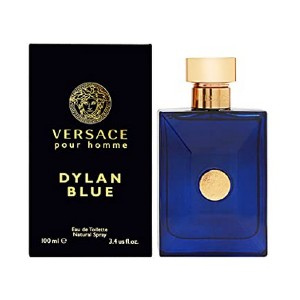 Versace Pour Homme Sealed Dylan Blue - Best Perfume to Impress a Girl: Get ready for a flood of compliment