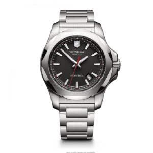 Victorinox I.N.O.X. Watch - Best Waterproof Watches: Triple-Coated Anti-Reflective Sapphire Crystal