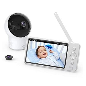 Eufy Security SpaceView - Best Video Baby Monitor: Great night vision