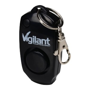 Vigilant Personal Protection Systems 130dB Personal Alarm - Best Personal Alarm for Safety: Back-up whistle