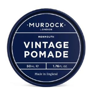 MURDOCK LONDON Vintage Pomade - Best Pomade for Thin Hair: Gives Hair a Classic Slick Finish